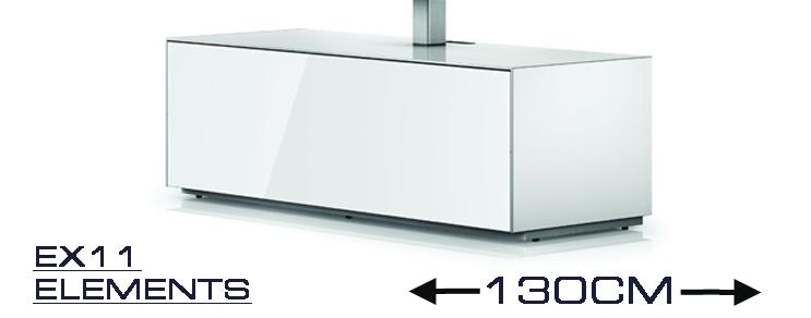EX 11 meuble TV Longueur 130 cm