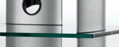 Aluminium Säulen/ Sonorous-Ständer