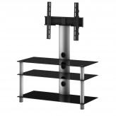 Sonorous TV-Möbel, TV-Racks, TV 37 zoll/inch - Sonorous - NEO 953-B-SLV